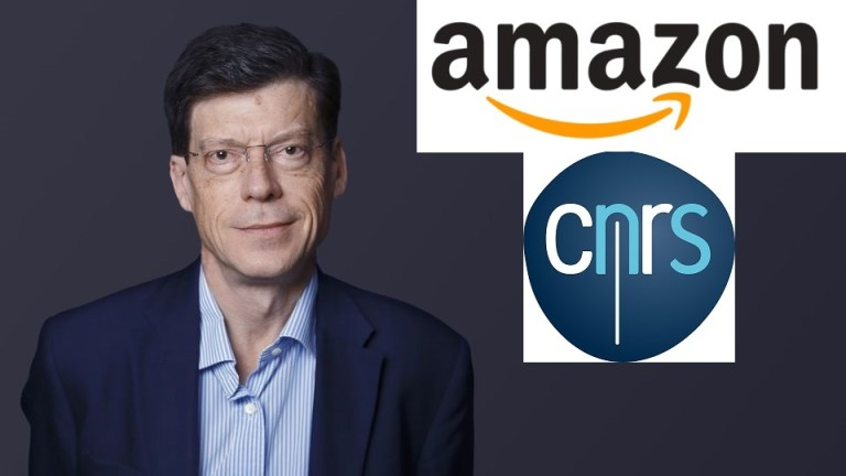 Research: Amazon is the 5 Times of the CNRS!