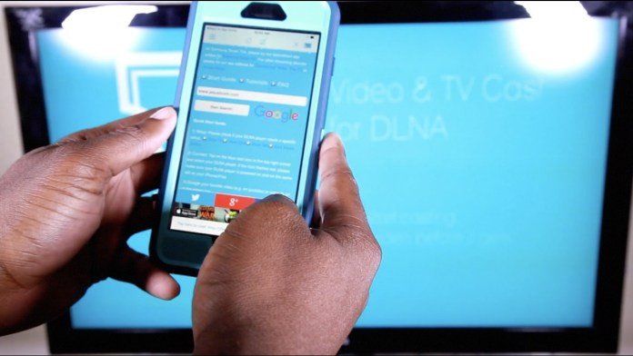 How to Connect your Android or iOS Smartphone to your TV