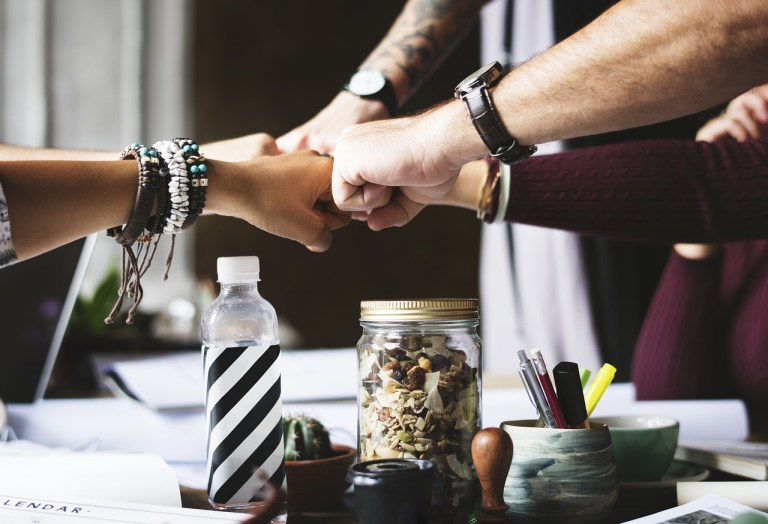Why People Thrive in a Co-working Environment