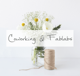 Coworking-fablabs