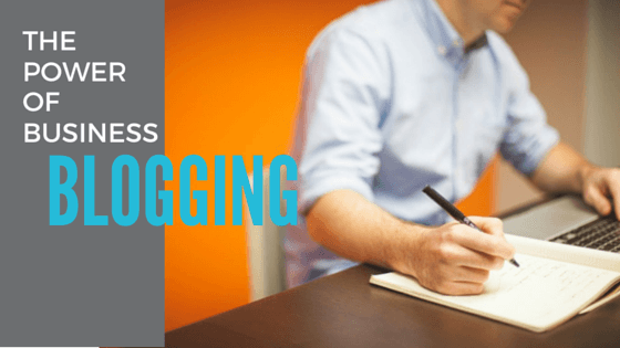 The Power of Blogging for Local Businesses