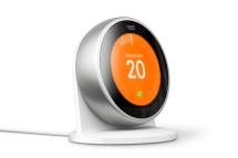 Thermostat Nest avec socle