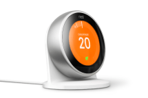 Thermostat Nest avec socle