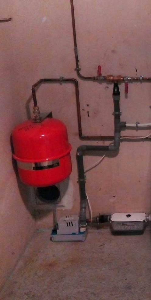 Chaudière à condensation fioul Weishaupt