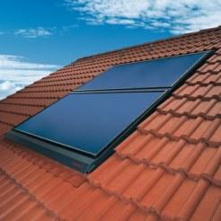 Capteurs solaires Weishaupt