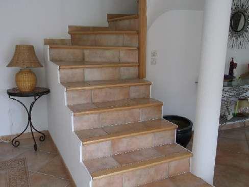 Habillage Escalier En Carrelage Venus Et Judes