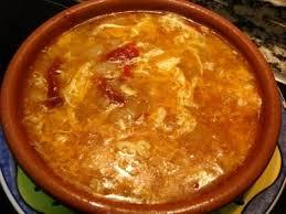 Sopa de calducho