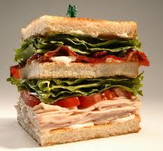 Sandwich pijama