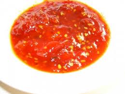 Confitura de tomate
