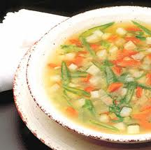 Sopa de verduras urzala