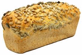 Pan con pipas de girasol