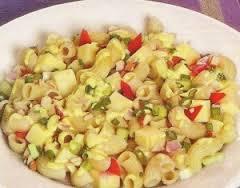 ensalada de coditos (pasta)