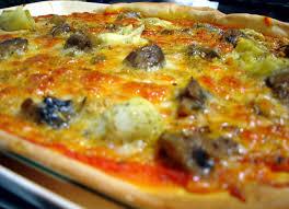 pasta para pizza rápida