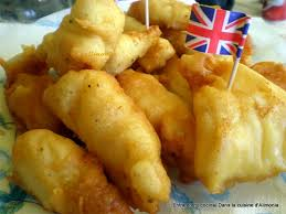 Pescado a la Inglesa