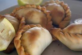 Empanadas de palmitos (las de mi casa)