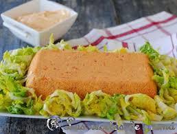 Pan de atún y queso