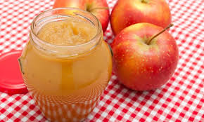 Dulce de manzanas para diabéticos
