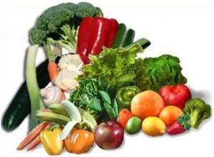 Verduras   sus propiedades