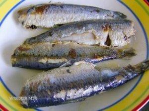sardinas gratinadas