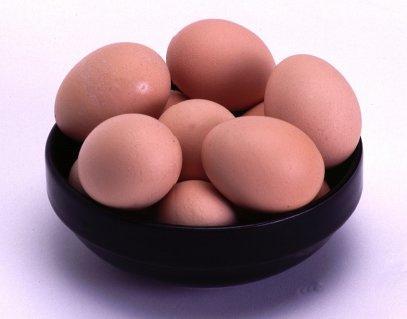 Huevos multicolor