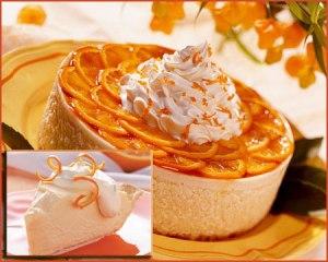 bizcochuelos de naranja