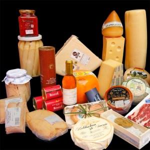quesos suizos