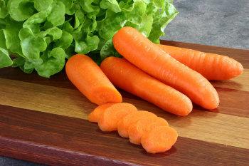 Las zanahorias: ¿Crudas o cocidas?