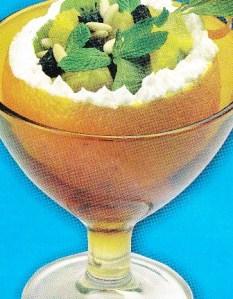 Naranjas rellenas