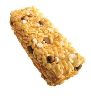 Barritas de avena y germen de trigo