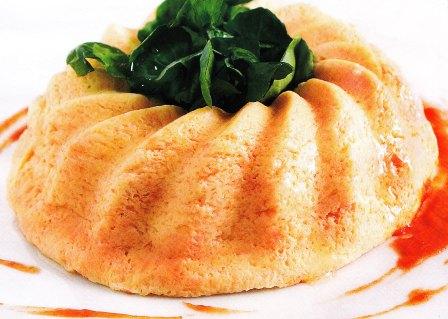 Muselina de salmón