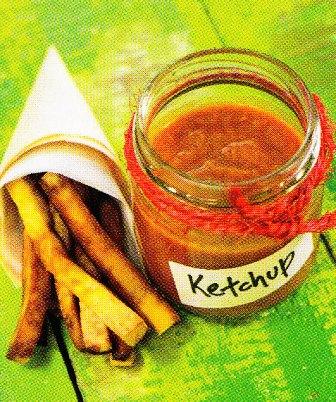 Cómo preparar ketchup casero