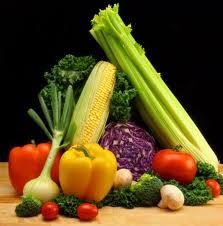 Frutas y verduras del otoño