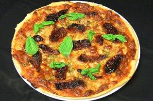 Pizza de bonito