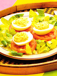 huevos al curry