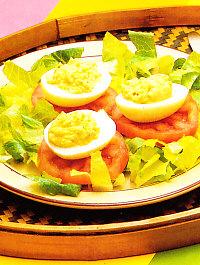 Huevos con curry