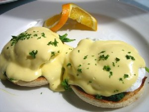 huevos a la benedictina