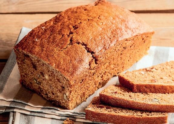 Pan de frutos secos