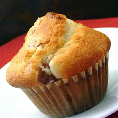 Muffins de uvas