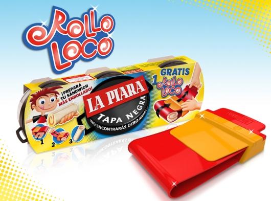 Consigue estupendos premios con La Piara y su Rollo Loco