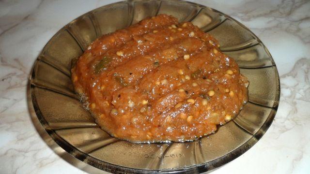 Ensalada de berenjena (salata de vinete)