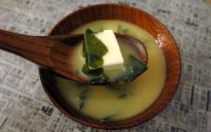 miso soup bon appetit