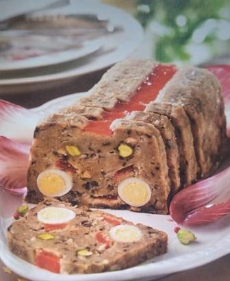 Pan de frutos secos y parmesano