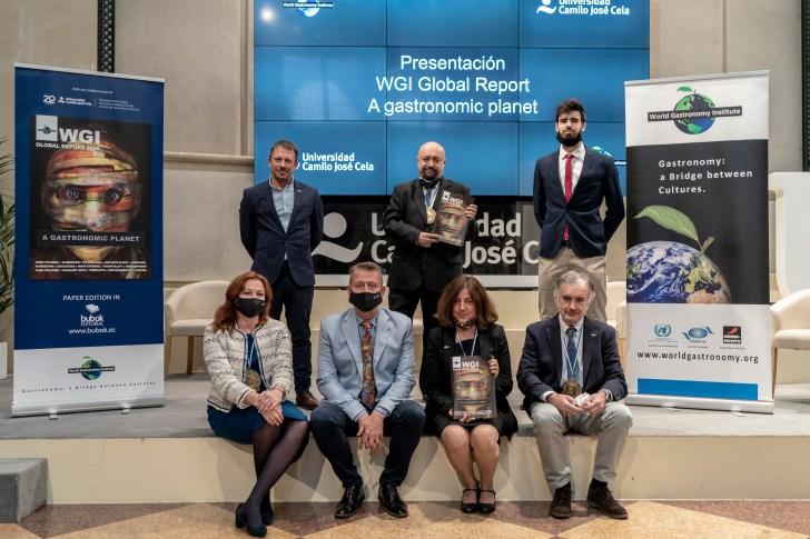 Presentación WGI Global Report 2020