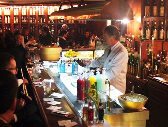 Dry Martini. Barcelona