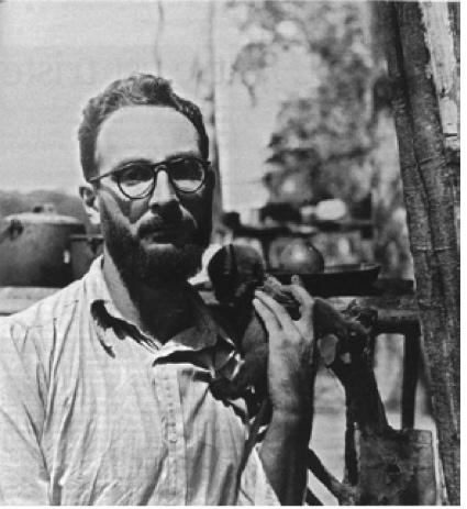 Claude Levi-Strauss. noviembre de 1938. Décima expedición a Brasil.