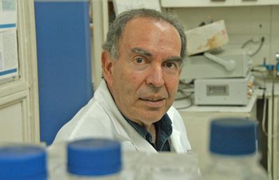 Enrique Jaimovich. (Foto: UCHILE)