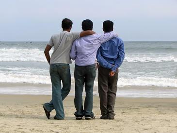 Los afectados por el síndrome de Dhat suelen ser jóvenes inmigrantes del sur de Asia. Imagen: Piotr Bizior