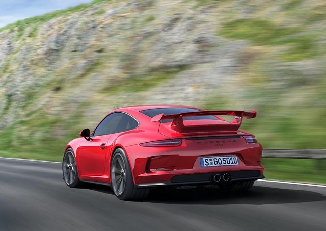 Porsche 911 GT3 V