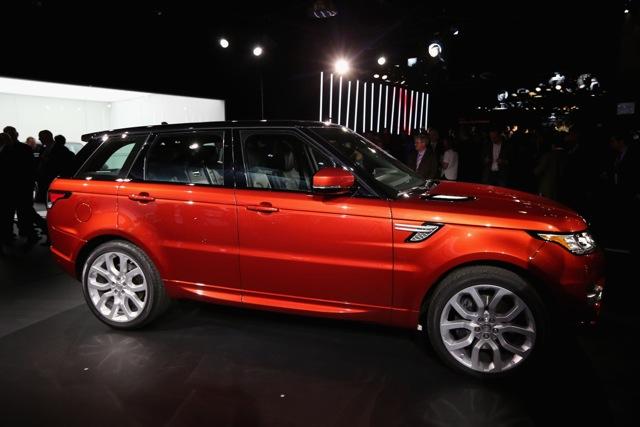 Range Rover Sport VII