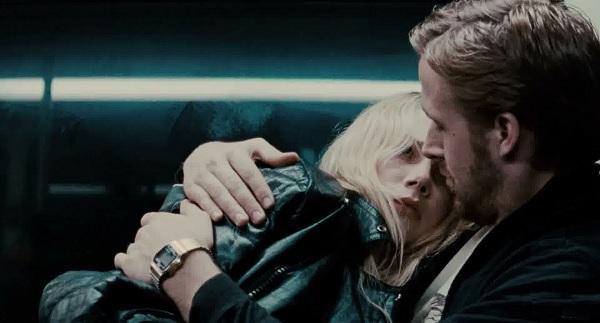 Fotograma de la película Blue Valentine.